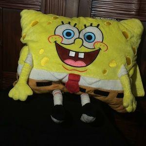 Other - Pillow pet  Sponge Bob stuffed animal